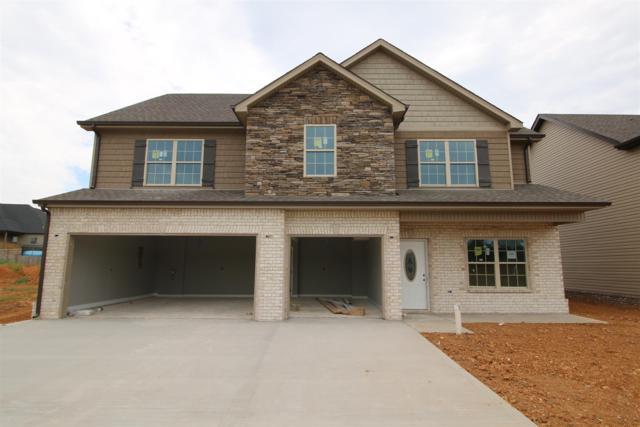 110 Griffey Estates, Clarksville, TN 37042 (MLS #1954418) :: HALO Realty