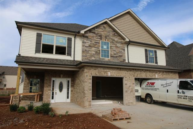108 Griffey Estates, Clarksville, TN 37042 (MLS #1954485) :: HALO Realty