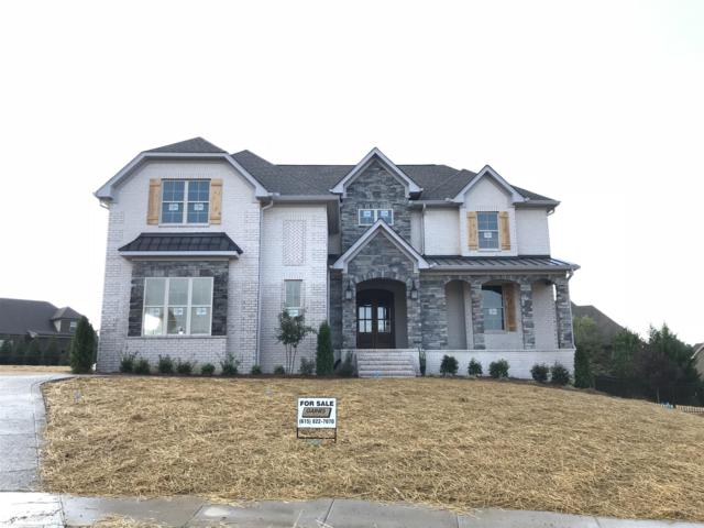 120 Worcester's Point, Hendersonville, TN 37075 (MLS #1963389) :: HALO Realty
