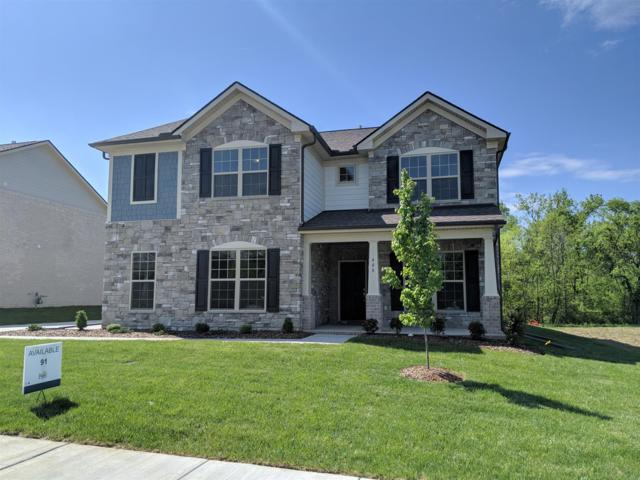 408 Norman Way #91, Hendersonville, TN 37075 (MLS #1968151) :: John Jones Real Estate LLC