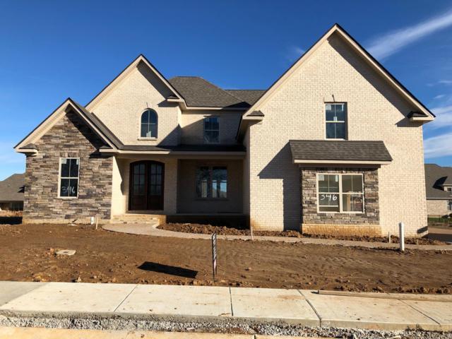 1584 Bunbury Dr. (346), Thompsons Station, TN 37179 (MLS #1985407) :: John Jones Real Estate LLC