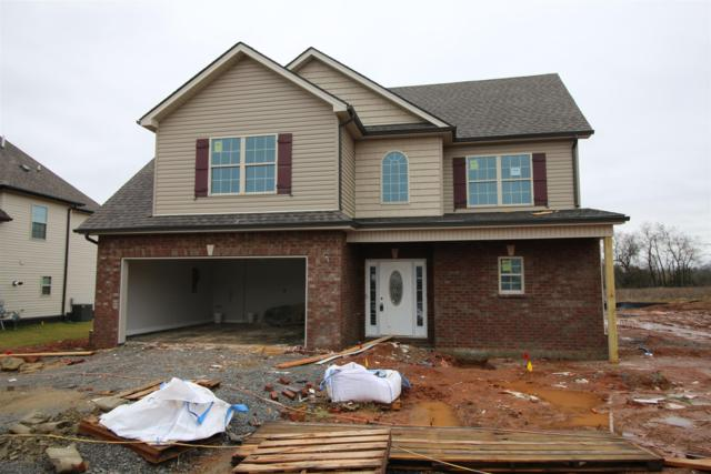 288 The Groves At Hearthstone, Clarksville, TN 37040 (MLS #2003352) :: RE/MAX Homes And Estates