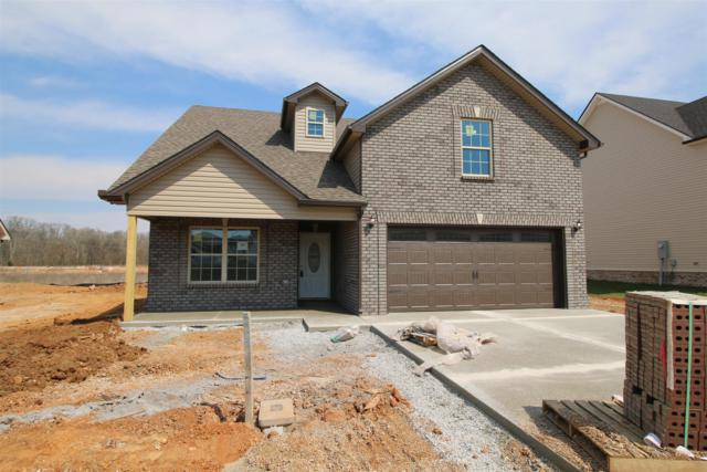 287 The Groves At Hearthstone, Clarksville, TN 37040 (MLS #2003880) :: Nashville's Home Hunters