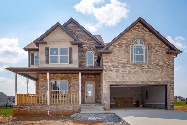 117 Wellington Fields, Clarksville, TN 37043 (MLS #RTC2048093) :: REMAX Elite