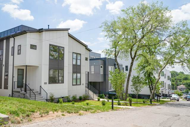 418 36th Ave. N, Nashville, TN 37209 (MLS #RTC2102216) :: Ashley Claire Real Estate - Benchmark Realty