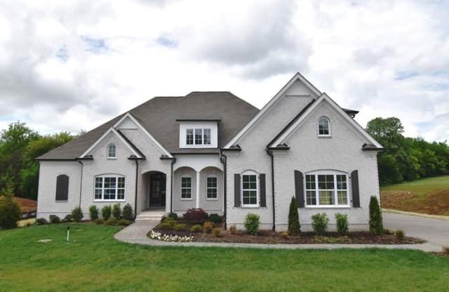 5521 Hardeman Springs, Lot 104, Arrington, TN 37014 (MLS #RTC2110684) :: Nashville on the Move