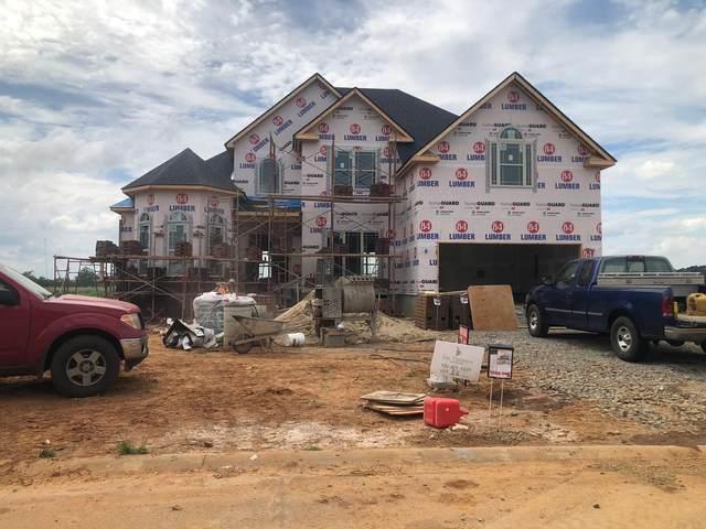 1293 Upland Terrace, Clarksville, TN 37043 (MLS #RTC2143107) :: Benchmark Realty
