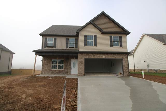 6 Reserve At Hickory Wild, Clarksville, TN 37043 (MLS #RTC2184934) :: Felts Partners