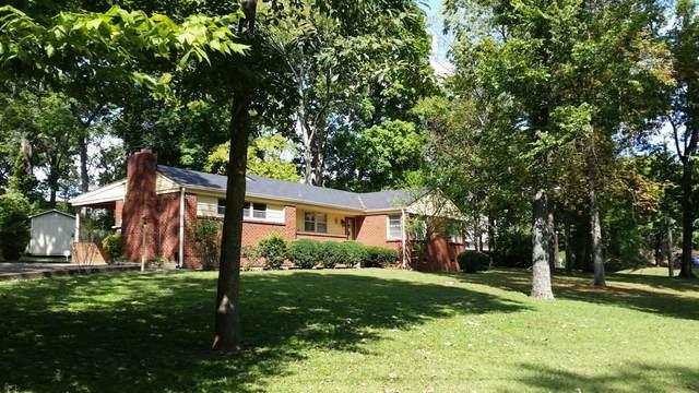 821 Lemont Dr, Nashville, TN 37216 (MLS #RTC2193292) :: Village Real Estate