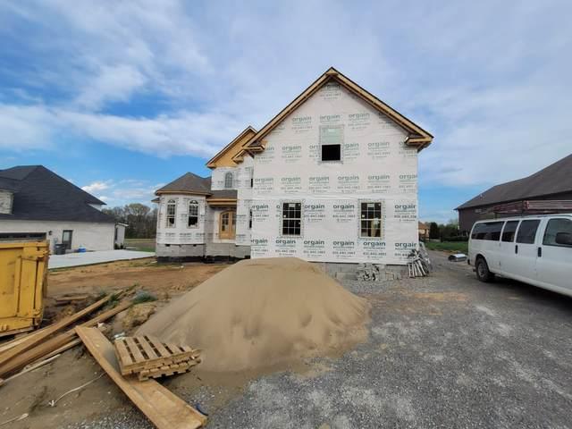 73 Copperstone, Clarksville, TN 37043 (MLS #RTC2198927) :: Candice M. Van Bibber | RE/MAX Fine Homes