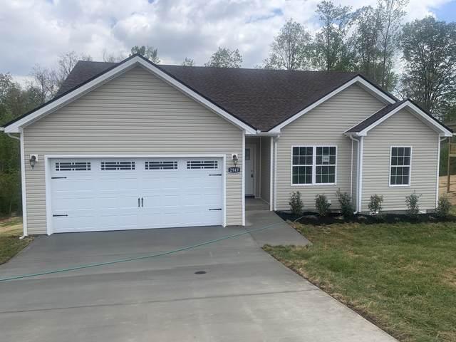 159 Camelot Hills, Clarksville, TN 37040 (MLS #RTC2220255) :: Real Estate Works