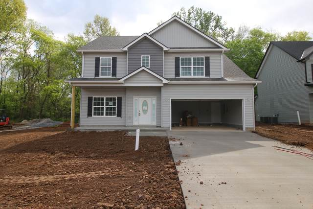 156 Chalet Hills, Clarksville, TN 37040 (MLS #RTC2229717) :: Cory Real Estate Services
