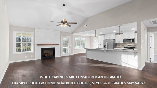 5 Coyote Canyon, Clarksville, TN 37040 (MLS #RTC2234029) :: Nashville on the Move
