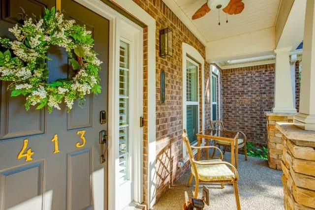 413 Lena Ln, Franklin, TN 37067 (MLS #RTC2288169) :: Re/Max Fine Homes