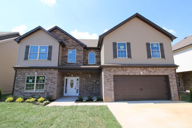 109 Griffey Estates, Clarksville, TN 37042 (MLS #1954441) :: Team Wilson Real Estate Partners