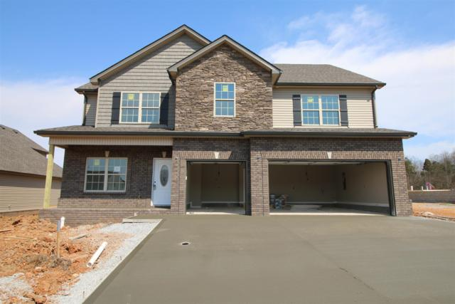 283 The Groves At Hearthstone, Clarksville, TN 37040 (MLS #2008821) :: Nashville's Home Hunters
