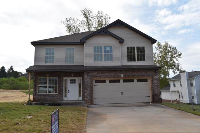 27 Kingstons Cove, Clarksville, TN 37042 (MLS #RTC2030098) :: Village Real Estate