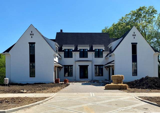 1411 Newhaven Drive  (Lot #111), Brentwood, TN 37027 (MLS #RTC2113369) :: Nashville on the Move