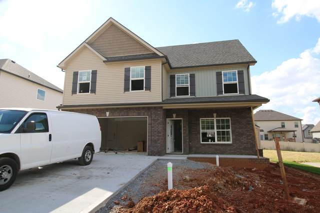 264 The Groves At Hearthstone, Clarksville, TN 37040 (MLS #RTC2178660) :: Nashville on the Move