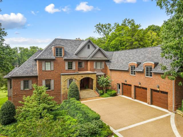 10 Camel Back Ct, Brentwood, TN 37027 (MLS #RTC2182642) :: HALO Realty