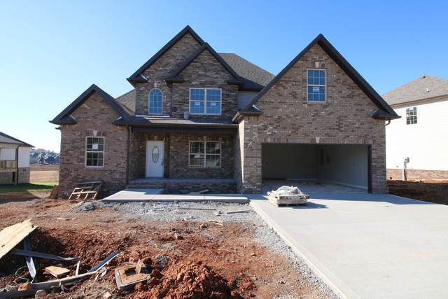 4 Reserve At Hickory Wild, Clarksville, TN 37043 (MLS #RTC2187615) :: Randi Wilson with Clarksville.com Realty