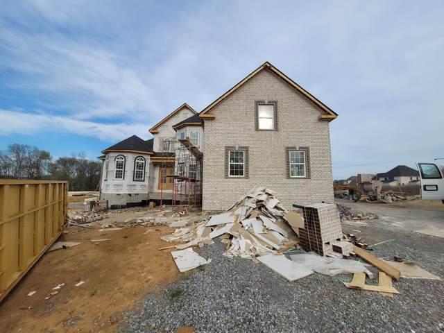 70 Copperstone, Clarksville, TN 37043 (MLS #RTC2198909) :: Candice M. Van Bibber | RE/MAX Fine Homes