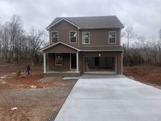 171 Spring Creek, Clarksville, TN 37040 (MLS #RTC2210783) :: Ashley Claire Real Estate - Benchmark Realty