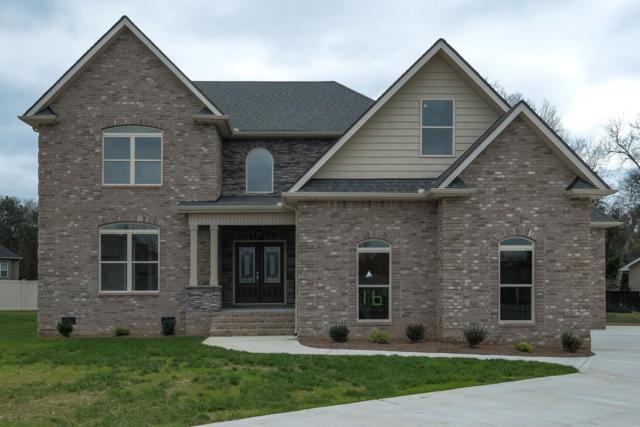 2706 Wynthrope Dr(Lot 16), Murfreesboro, TN 37129 (MLS #1893561) :: John Jones Real Estate LLC
