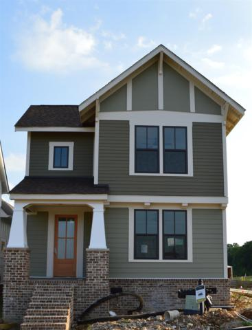 345 Liebler Lane - Lot 257, Franklin, TN 37064 (MLS #1902653) :: REMAX Elite