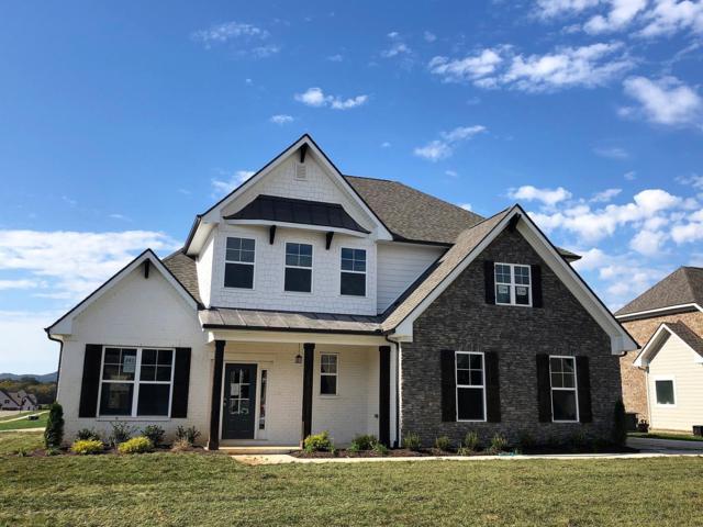 244 Mcclaran Place #242, Murfreesboro, TN 37128 (MLS #1921915) :: John Jones Real Estate LLC
