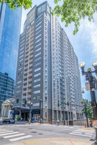 555 Church St Apt 2304 #2304, Nashville, TN 37219 (MLS #RTC2052495) :: Katie Morrell / VILLAGE