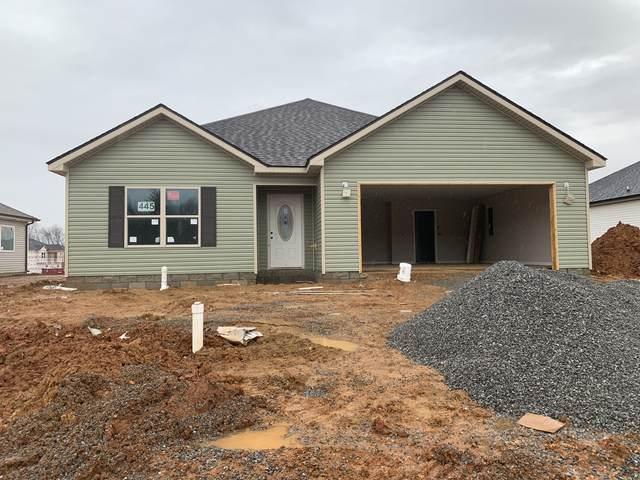 445 Liberty Park, Clarksville, TN 37042 (MLS #RTC2088303) :: Village Real Estate