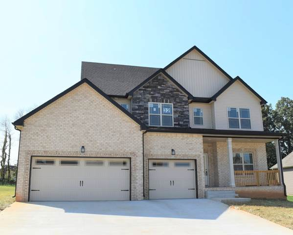 32 Reserve At Hickory Wild, Clarksville, TN 37043 (MLS #RTC2126659) :: Nashville on the Move