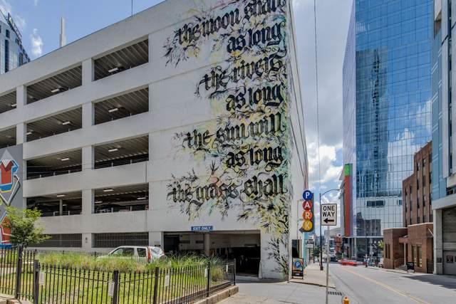 239 5th Ave N #309, Nashville, TN 37219 (MLS #RTC2166382) :: Nelle Anderson & Associates