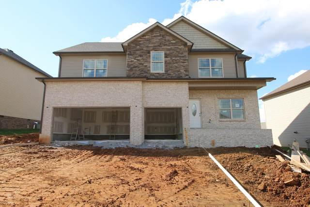 221 The Groves At Hearthstone, Clarksville, TN 37040 (MLS #RTC2176855) :: Nashville on the Move