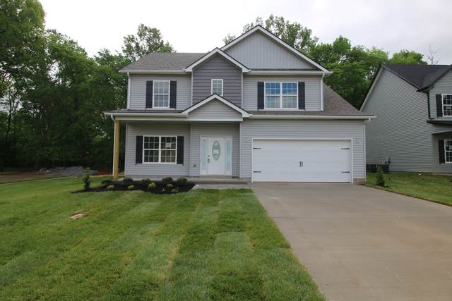 156 Chalet Hills, Clarksville, TN 37040 (MLS #RTC2229717) :: Platinum Realty Partners, LLC