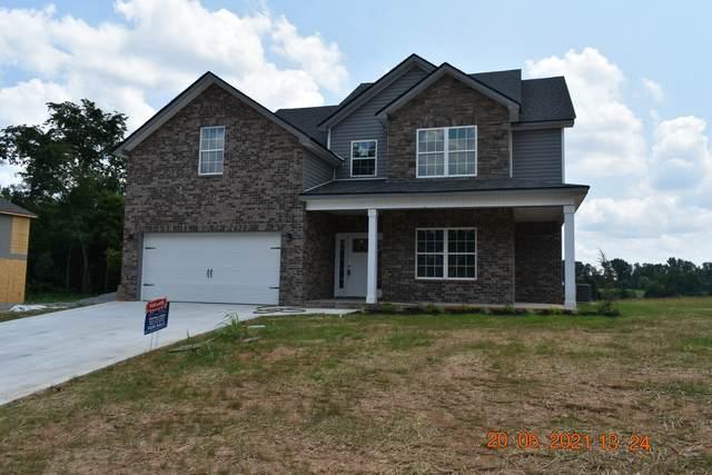 402 Kristie Michelle, Clarksville, TN 37042 (MLS #RTC2230334) :: Platinum Realty Partners, LLC