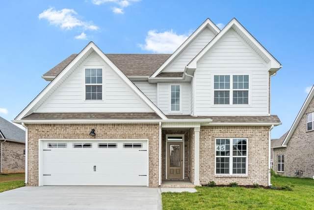 1429 Hereford Blvd., Clarksville, TN 37043 (MLS #RTC2238634) :: HALO Realty
