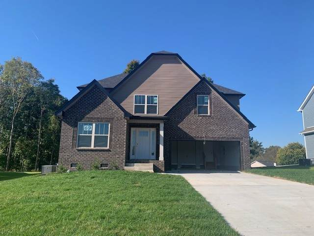 1272 Bailywick Drive, Clarksville, TN 37042 (MLS #RTC2268192) :: The Home Network by Ashley Griffith