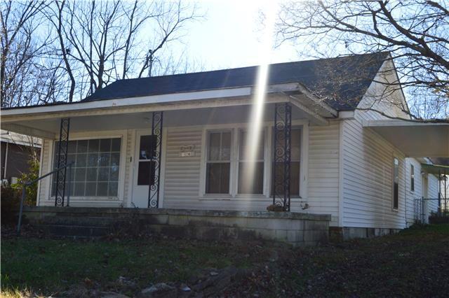 306 E 15Th St, Columbia, TN 38401 (MLS #1690966) :: NashvilleOnTheMove | Benchmark Realty