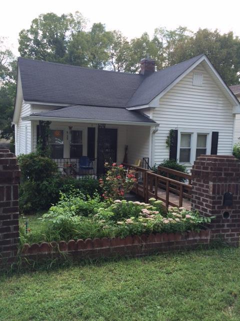 515 Moore Ave, Nashville, TN 37203 (MLS #1760180) :: The Kelton Group