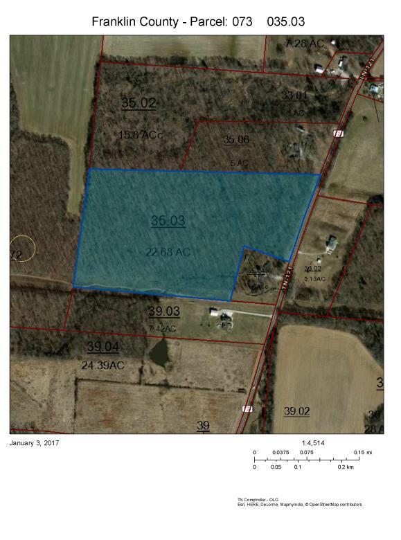 0 Six Mile Board Rd, Belvidere, TN 37306 (MLS #1790047) :: CityLiving Group