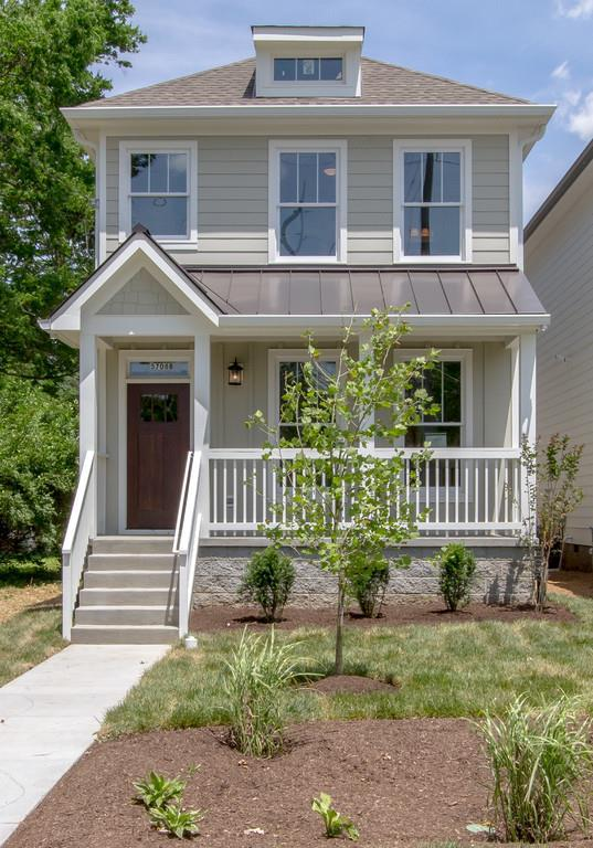 5708 Tennessee Ave Unit B, Nashville, TN 37209 (MLS #1830777) :: The Milam Group at Fridrich & Clark Realty