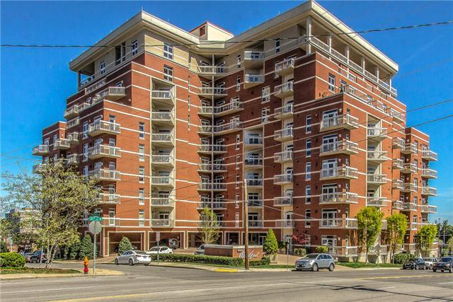 110 31St Ave N Apt 703 #703, Nashville, TN 37203 (MLS #1835137) :: The Milam Group at Fridrich & Clark Realty