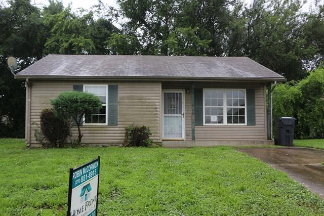 1035 Shadow Ridge, Oak Grove, KY 42262 (MLS #1840032) :: DeSelms Real Estate