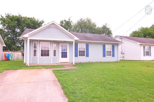 1053 Shadow Ridge Ave, Oak Grove, KY 42262 (MLS #1840661) :: NashvilleOnTheMove | Benchmark Realty