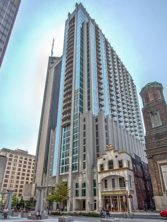 415 Church Street #1608, Nashville, TN 37219 (MLS #1842882) :: KW Armstrong Real Estate Group