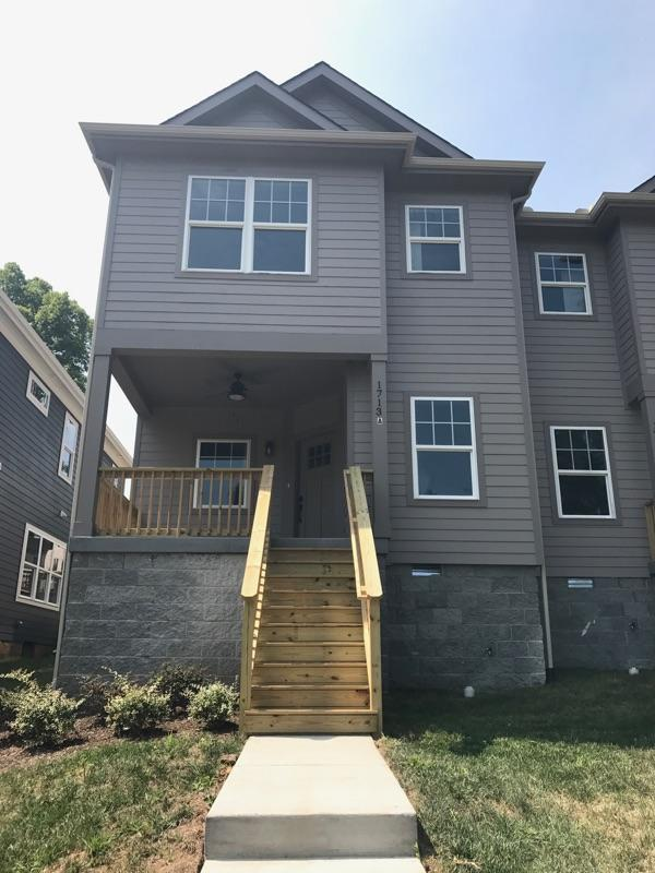 1713 A Nubell St, Nashville, TN 37208 (MLS #1848074) :: Ashley Claire Real Estate - Benchmark Realty