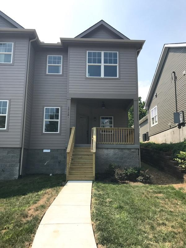 1713 B Nubell St, Nashville, TN 37208 (MLS #1848076) :: Ashley Claire Real Estate - Benchmark Realty