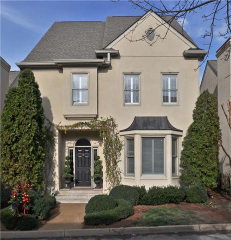 129 Brighton Close, Nashville, TN 37205 (MLS #1848627) :: Ashley Claire Real Estate - Benchmark Realty